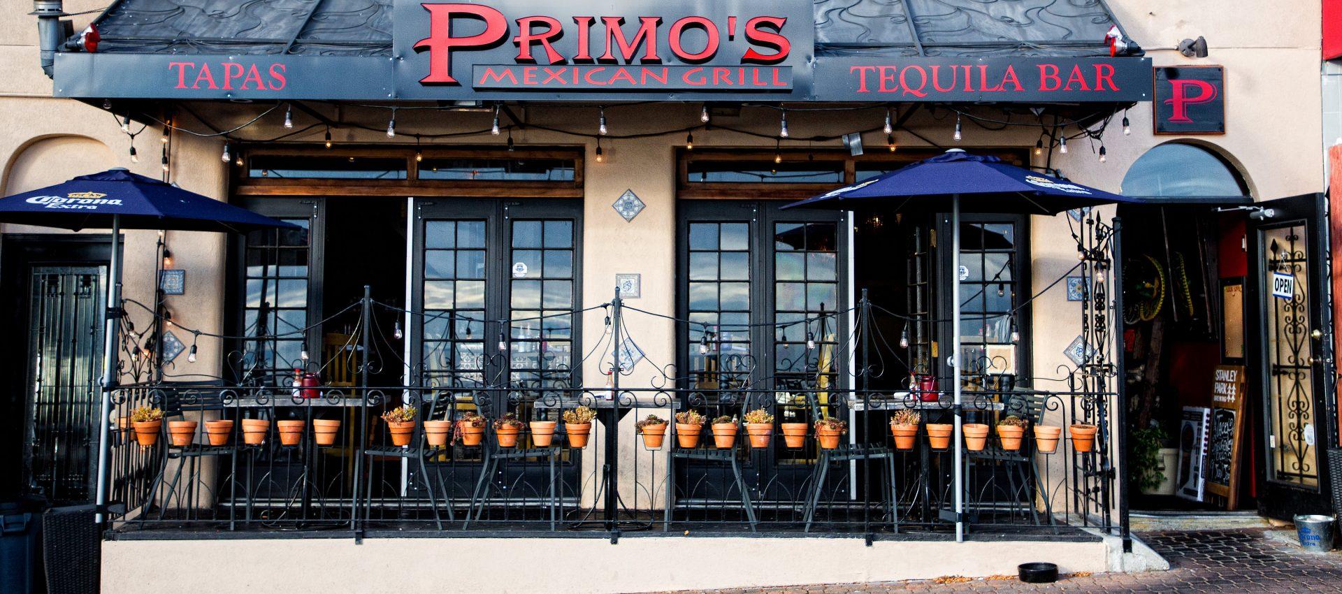 Primos Mexican Restaurant White Rock